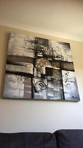 Art Work large paint canvas Coolangatta Gold Coast South Preview