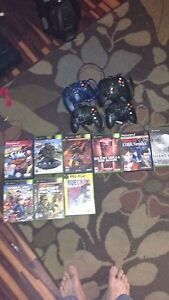Ps2/Modded Xbox bundle! Games included !!
