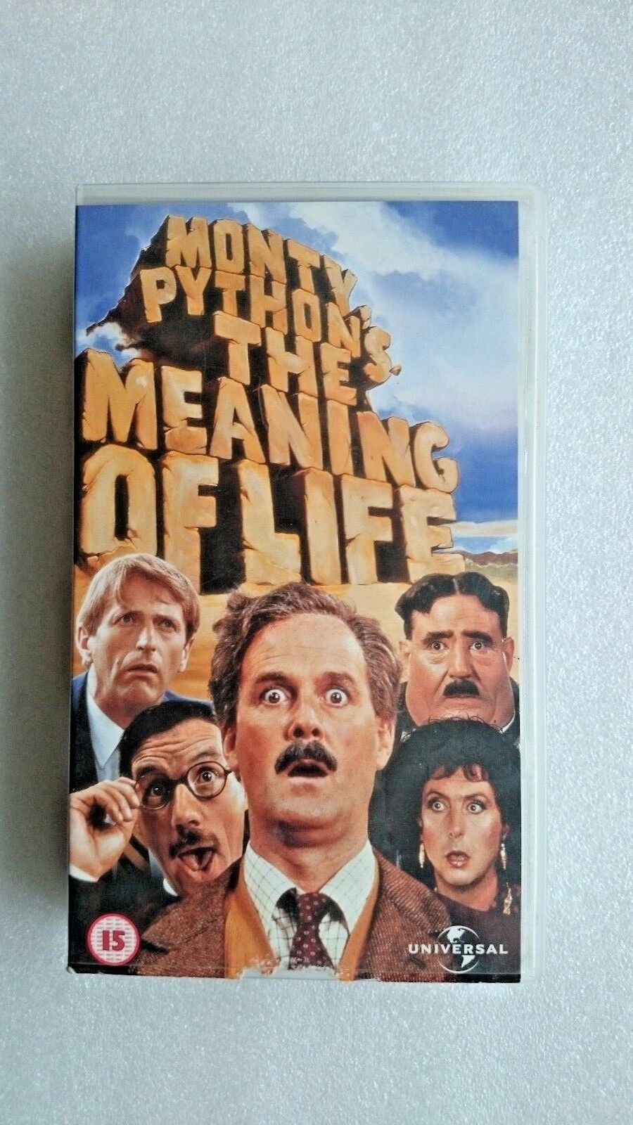 Monty Python's The Meaning Of Life (VHS, 2002)