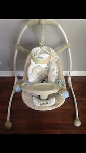 Bright Stars battery operated swing