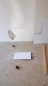 Damaged walls / ceiling repairs resonable prices Campbelltown Campbelltown Area Preview