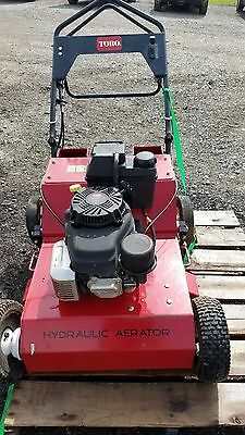 Toro 21 Hydraulic Aerator