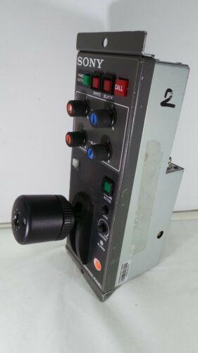 Sony RCP-700 Remote Control Panel (Joystick Type)
