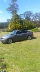 Holden cruze cdx 4cy 5sp 112000 kms Summerhill Launceston Area Preview