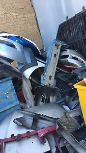 Free metal car parts Campbellfield Hume Area Preview