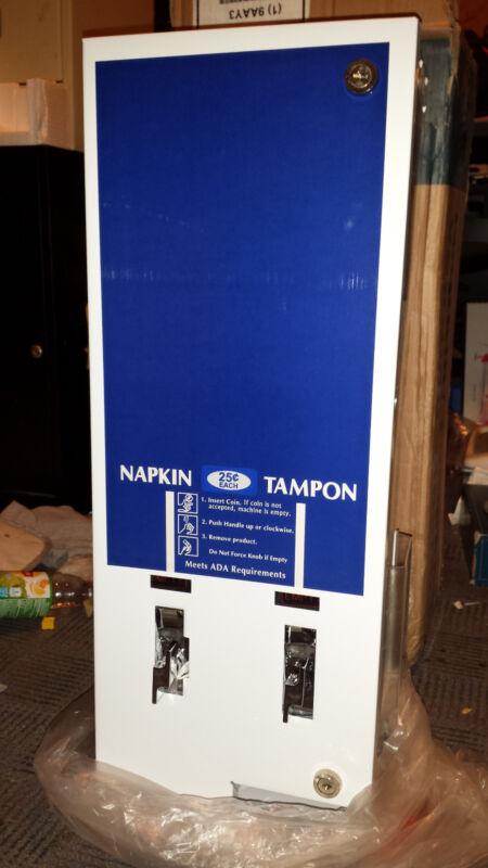 9AAY3 Napkin/Tampon Vending Machine ED1-25
