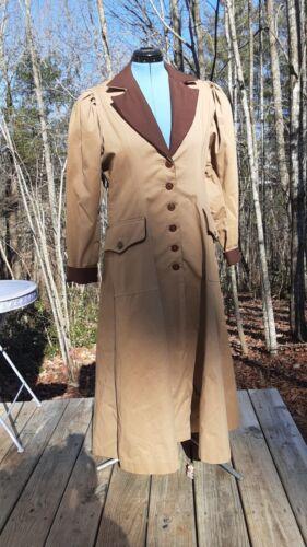 Equestrian Riding Coat, Handmade, Size 10/12