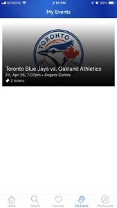 Blue jay tickets for sale
