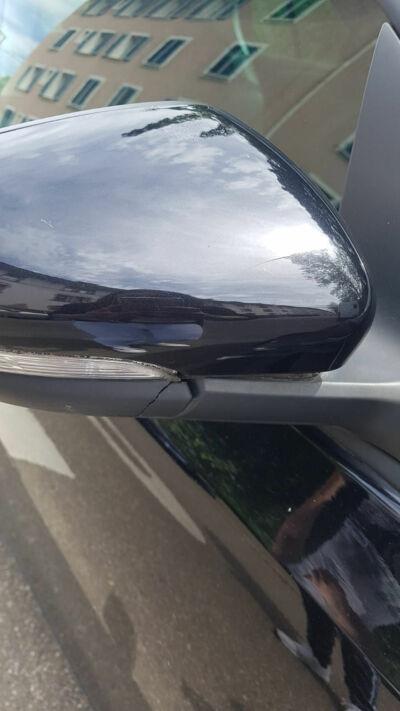 VW Golf Außenspiegel hinten