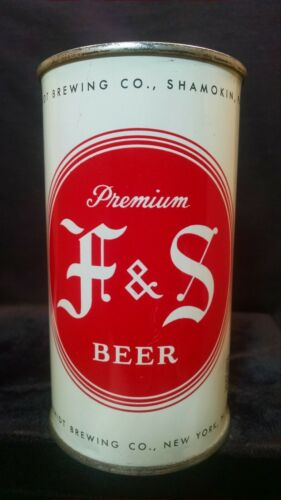 F & S PREMIUM BEER - EARLY 1950
