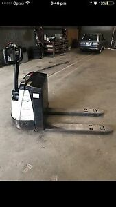 Electric pallet jack North Wollongong Wollongong Area Preview