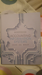 accounting information systems / computer base  text book Brinkin Darwin City Preview