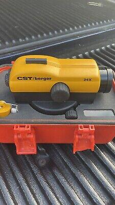 Cstberger 24x Automatic Construction Level W Case