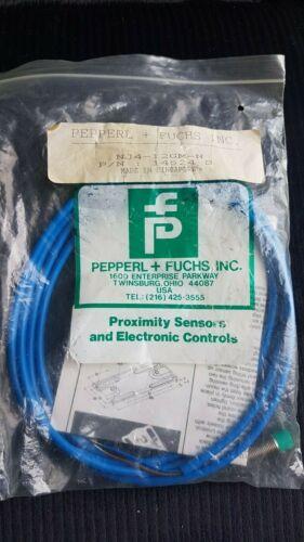 1PCS New Pepperl + Fuchs NJ4-12GM-N Proximity Switch Sensor   p/n14624 s