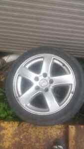 "Swap set of 5 vx ss 17"" wheels Harrington Park Camden Area Preview"