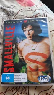 Smallville Series