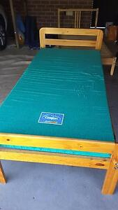NEW CLARK RUBBER SINGLE BED FOAM MATTRESS Vermont South Whitehorse Area Preview