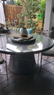 Out door  dinning  table