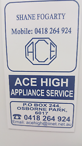 Acehigh Appliance Service  Mirrabooka Stirling Area Preview