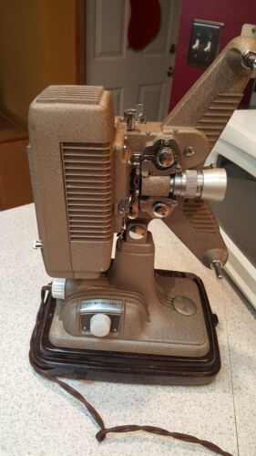 Revere 8mm Movie projector