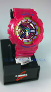 Pink G Shock Watch