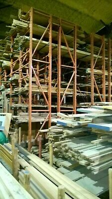 Industrial Pallet Storage Racks