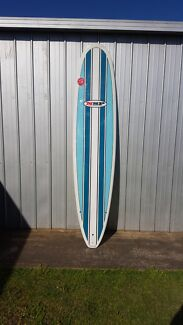 Surfboard longboard mal mini 70% new. Altona Hobsons Bay Area Preview