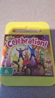 Wanted: dvd wiggles celebration