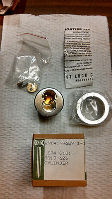 1 Best Lock 1e74-c181-r810-626 Mortise Lock Cylinder With Instructions