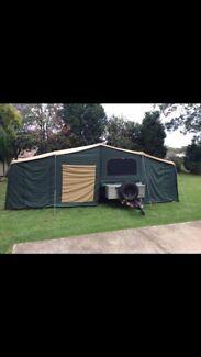 GIC Off Road Camper Trailer ⛺️💥