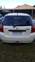 2001 Toyota Corolla Hatchback Como South Perth Area Preview