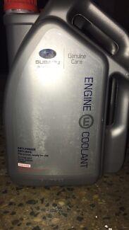 Genuine Care Subaru Engine Coolant
