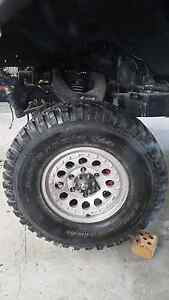 Hilux off road wheels Bligh Park Hawkesbury Area Preview