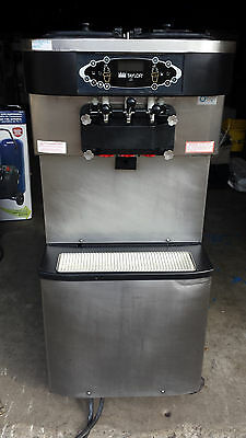 2007 Taylor C713 Soft Serve Frozen Yogurt Ice Cream Machine Warranty 3ph Water