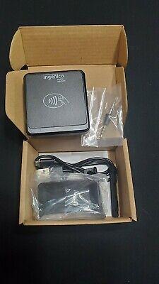 Ingenico Concierge Rp457c Series Tap Swipe Chip Card Reader