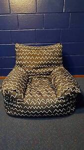 Armchair Beanbag (with cool pattern/design) Murdoch Melville Area Preview