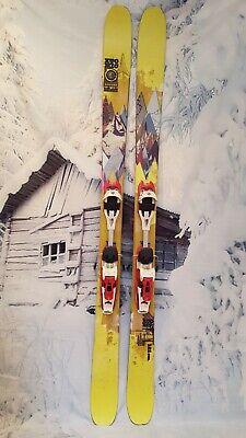 Fischer Tour X-Treme Tourenski 170cm Fritschi Diamir PTC Freeride Bindings