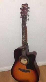 Beaumont acoustic guitar Ballajura Swan Area Preview