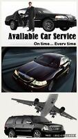 Airport taxi service rental ✈️ 416-407-7355