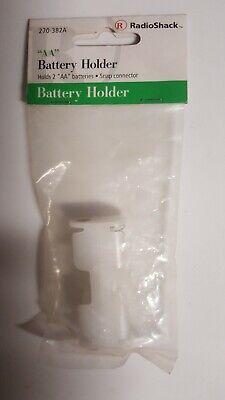 Radio Shack Aa Battery Holder Snap Connector