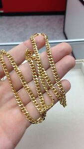 10k Cuban link chain