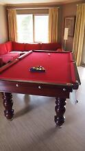 REDUCED PRICE: 4 x 8ft - Pool Table - Slate Base Officer Cardinia Area Preview