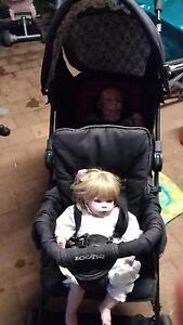 bootiq dual carriage pram Eagle Vale Campbelltown Area Preview