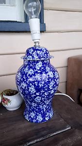 Lamp base beautiful ceramic Mount Stuart Hobart City Preview