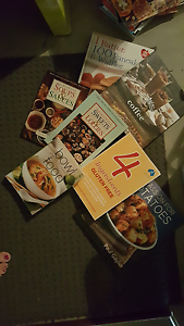 Assorted cook books Lara Outer Geelong Preview