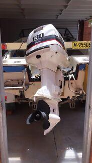 130hp Johnson motor 1997 oil injection
