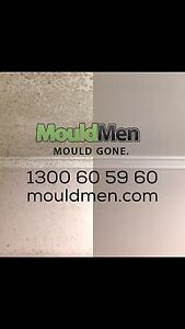 Mould Removal - MouldMen Brisbane City Brisbane North West Preview