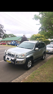 2003 Toyota LandCruiser Wagon Thirlmere Wollondilly Area Preview