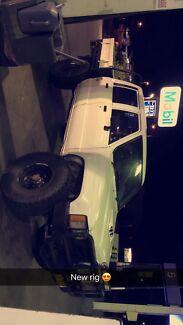 Diesel hilux 4wd