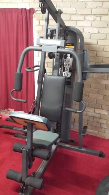 Hyper extension home gym set gym & fitness gumtree